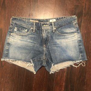 AG the Bonnie Denim Short